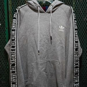 Adidas (The brand with the 3 stripes) hoodie